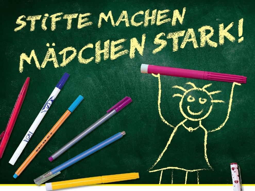 Stifte machen Mädchen stark, Foto WGT e.V.